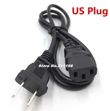 The power cord for The power adapter US Plug .