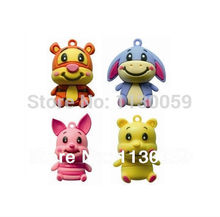 usb stickBest qualityPersonage flash drive of Chinese auspicious zodiac donkey usb Flash Drive U disk Thumb pen drive S204