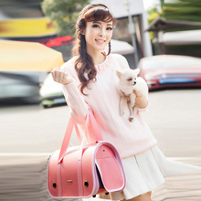 Women Pet Cat Carrier Pack Puppy Sleeping Windproof Carrier Bags Pets Dog Bag Luggage Portable Fold Backpack