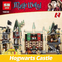 Lepin Building Bricks 16030 Hogwarts Castle 134Blocks Creative Movies Compatible 4842 Educational Toys children - Blocks Factory Store store