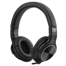 Original Over Ear Mobile Headphones Wired 3D Heavy bass Headsets Portable with Microphone For Phone PC MP3 Wholesale