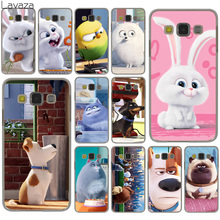 Lavaza The Secret Life of Pets Hard Case Cover for Samsung Galaxy S8 Plus S3 S4 S5 & Mini S7 Edge S6 Edge Plus
