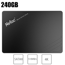 Netac N530S 240GB SATAIII SSD 2.5 inch SATA 6Gb/s Interface Internal Solid State Drive Disk faster than HD Hard Drive Disk HDD