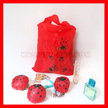 100 pieces/lot foldable shopping bag for kids(China)