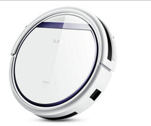 Free shipping household automatic sweeping robot intelligent vacuum cleaner slim mute(China)