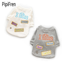 Buy PipiFren Winter Small Dogs Clothes Cats Costume Clothing French Bulldog Chihuahua Coat Pets Clothes Yorkshire cachorros for $77.88 in AliExpress store