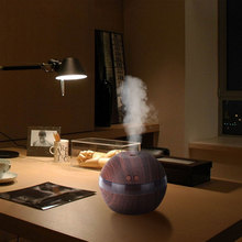 300ML Aromatherapy Essential Oils Diffuser Incense Machine Aroma Air Humidifier For Office Bedroom Fragrance Incense Tool(China)