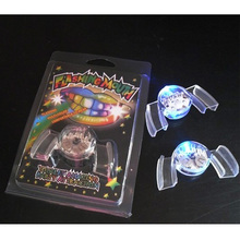 Flashing Mouth Piece Guard Light Up Teeth LED Party Favors Mouthpieces