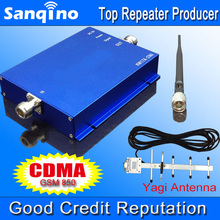 Sanqino Celular Repeater 850 Mhz CDMA Signal Booster Cell Phone Signal Booster Telecom Amplifer GSM 850 Repeater CDMA 850MHZ