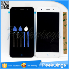 LCD Display For ZTE Blade Z7 X7 V6 D6 T660 T663 LCD Display Screen With Touch Screen Assembly+3M Sticker+Tools(China)