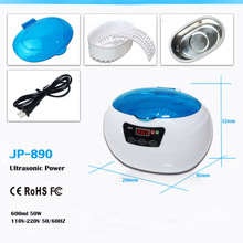 JP-890 Sterilizer Pot Salon Nail Tattoo Clean Metal,Watches Tools Equipment ,Ultrasonic autoclave Cleaner For Nail Cleaning