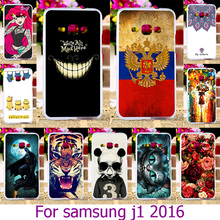 AKABEILA Soft TPU Plastic Case For Samsung Galaxy SM-J120F DS J1 2016 J120 J120F J120H Duos SM-J120 4.5 inch Case Cover housing(China)