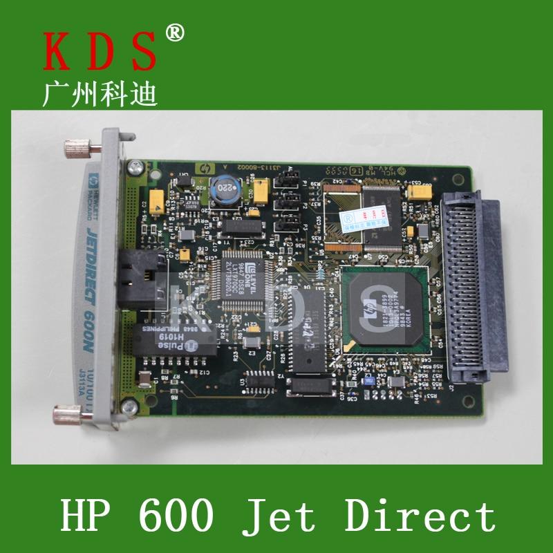 Jetdirect J3111A 600N EIO Print Server 2Pieces/lot<br><br>Aliexpress