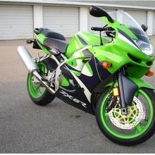 CJMYOO Screws Gifts Motorcycle For KAWASAKI Ninja ZX 6R 98 99 1998 1999 Black Green