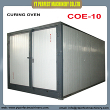 COE-10 Assembled Electric Heating Curing Oven Powder Coating Oven(China)