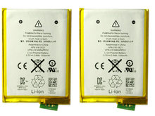 2pcs/lot 1030mAh 616-0621 / LIS1495APPCC Internal Replacement LI-ion Battery For iPod Touch 5th 5 5g Generation + Tracking Code