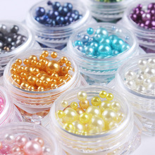 2017 Best quality summer beauty fashion Nail Glitter Powder Nail Dust Powder colorful shining Mermaid Manicure Nail Art Glitter