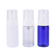 3Colors  Foaming Spray Bottle Plastic Foam Pump Soap Dispenser Bottles Polyethylene Terephthalate Travel bottle 100ml