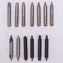 the full set of key cutting machine cutter key cutting machine parts drill bit and pin(China)