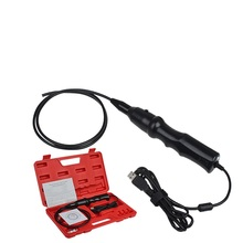 ADD1100 Illuminated 7mm USB Endoscope Inspection Snake Camera Borescope car diagnosis tool