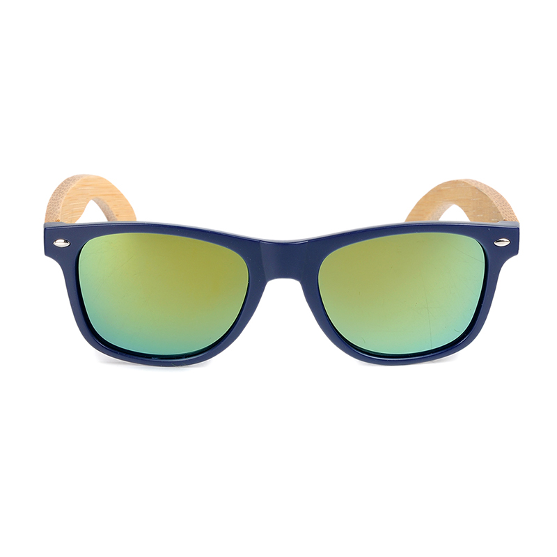 Deep Blue Plastic Polarized sunglasses women and mens (17)