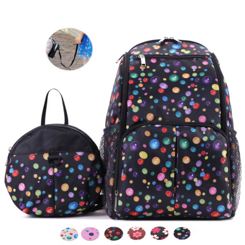 2016  Multi-function large capacity shoulders mummy bag Pregnant women travel bag Maternidade mothers backpack 6 colors  M580<br>