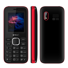 Original IPRO A8 Brand 2.4 Inch Celular Phone Dual Sim 2G GSM Unlocked Mobile Phone With Bluetooth Torch MP3/MP4 2017 Telephone(China)