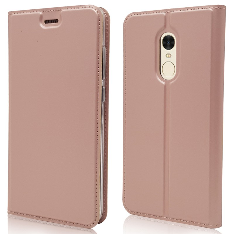 For Xiaomi Redmi Note 4 Case Magnet Flip Cover Window Display Case For Redmi Note 4X Note 4 Pro Leather Wallet Coque Etui Capa (22)