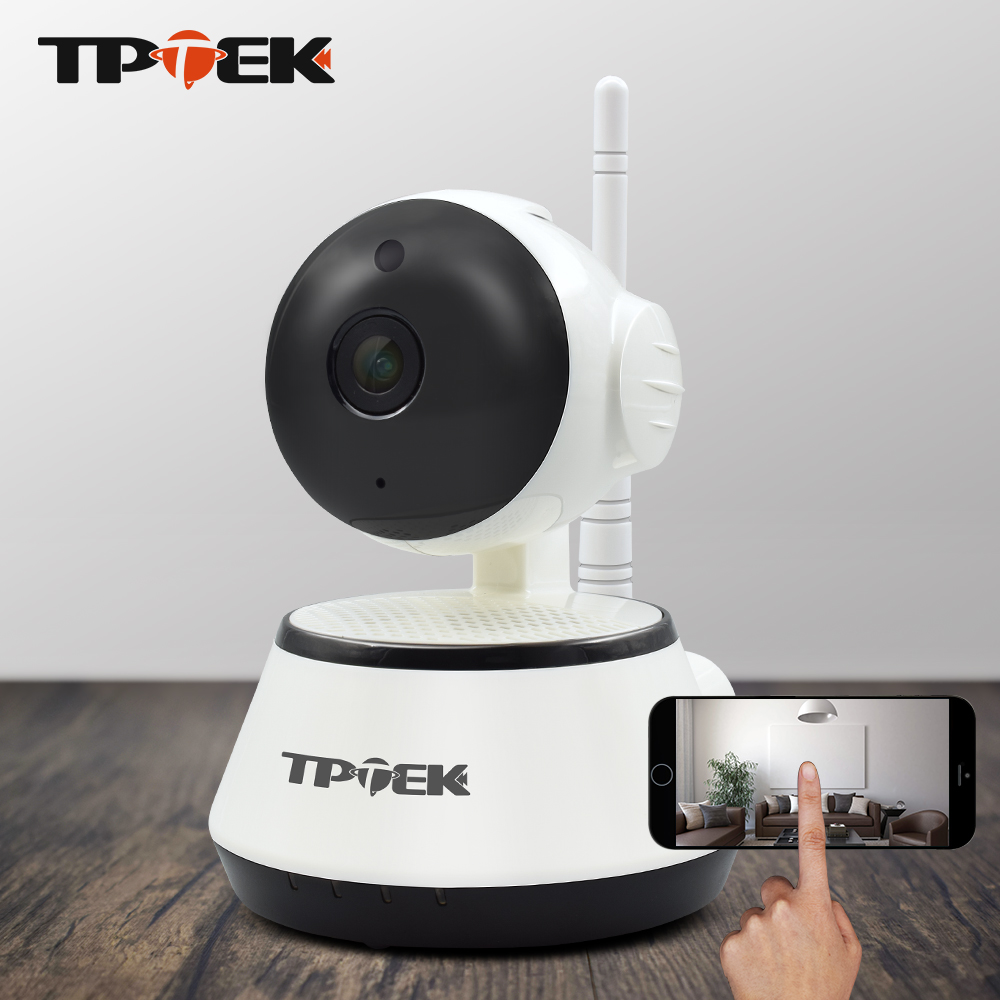 IP Camera Wi-Fi Wireless Wifi Security CCTV Camera 720P Night Vision P2P Onvif Motion Detection Surveillance Camara Baby Monitor<br>