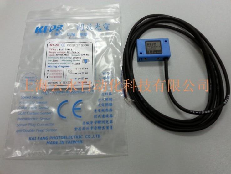 new original TL-T2NE1 Taiwan  kai fang KFPS photoelectric sensor<br>
