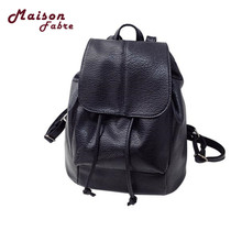 Best Deal Bag Fashion Women Leather Satchel Shoulder Backpack School Rucksack Bags Travel  Gift High Quality drop shipping Aug31