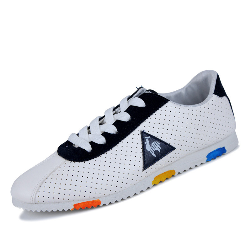 2017 MIVNSKVE Brand Fashion men Casual Shoes Autumn Breathable Shoes Tenis Feminino Esportivo superstar Shoes  chaussure Lace up<br><br>Aliexpress