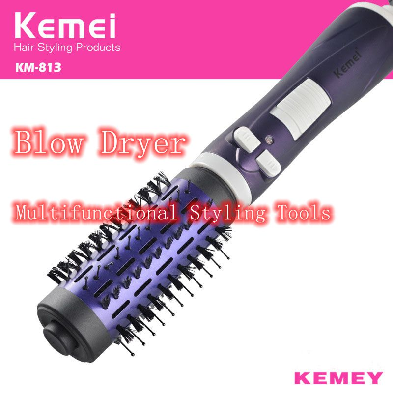 Kemei Hair Styling Tools Electric Hair Dryer Hairdryer , Negative Ion Electrical Hair   Dryer / Blow Dryer /Hair Curler /Comb <br>