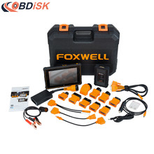 2017 New Arrival Foxwell OS100 Four Channel Automotive Measurement Oscilloscope