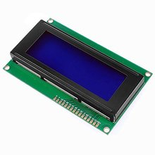 Blue Blacklight LCD Module Display 2004 20 Characters X 4 Lines Controller for Arduino UNO Mega R3(China)