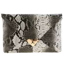 Alishebuy Women Animal Print Envelope Bag Day Clutches Purse Evening Bag Fashion