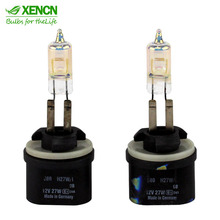 XENCN H27W 880 12V27W White Diamond Light Colorful Car Bulbs Halogen Replace Upgrade Fog Lamp for Cadillac Chevrolet Oldsmobile