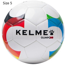 2017 Soccer Size 4 Size 5 Match  Training Competition Football balls PU  Football 08 KELME 90150J