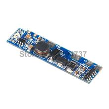 1PCS 0.5A Rechargeable Lithium Boost Mobile Power Board Single Board ( Protection Boost Charge Indicator ) (A1M3)