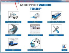 free shipping 2016 new Meritor Wabco Toolbox 12.2 +crack [unlimited install on many computers]