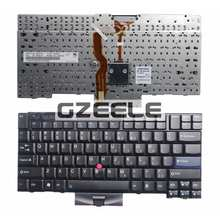 GZEELE New for Lenovo for Thinkpad for IBM X220 X220I X220T T410I T510I W520 T420S T520 English laptop keyboard US version(China)
