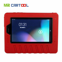 Flash Sale 100% Original Launch X431 5C Wifi/Bluetooth Connector Tablet Launch Mini Pad ii Diagnostic Tool Update Online Free