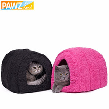 Pawz Road Summer Cat Bed Pet House Kennel Lovely Kitten Home Puppy Cushion Mats Easy to Carry Goods for Pet Products for Animals(China)
