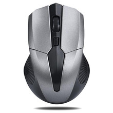 Advanced Wireless Gaming Mouse 2000DPI 4 Button Optical USB Mice 2017 wireless mouse tablets For PC Laptop GD 1PC100% brand new