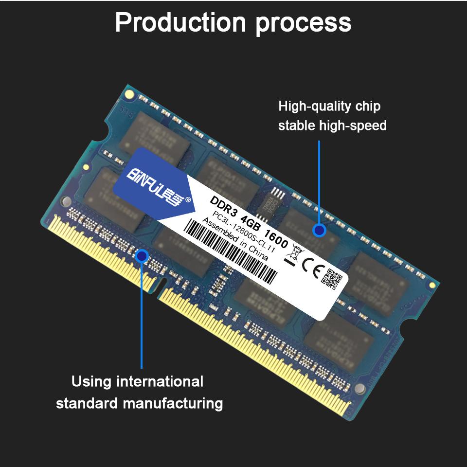 Muutmälu – 4GB 1600MHz
