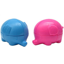 YongJun YJ 2x2x2 Magic Cube elephant puzzle cube Brain Challenge Toy blue pink Yongjun stange-shape animal magic cube toys(China)