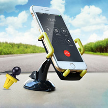 2017 360 Rotating Universal Suction Cups Car Windshield Mount Holder Stand For Cellphone Magnetic Mobile Phone Holder Pop Socke