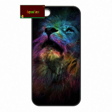 King Lion beautiful animals whole Phone Cases Cover For iPhone 4 4S 5 5S 5C SE 6 6S 7 Plus 4.7 5.5    #HE0126