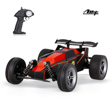 Attop YD-003 1/24 2.4GHz Radio System Super Formula Waterproof RC High Speed Racing Drifting Car RTR ABS Material RC Vehicle