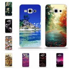 Case For Samsung Galaxy A3 2015 3D Painted TPU Soft Phone Cover For Samsung Galaxy A3 A3000 A300F Phone Cases For Samsung A3